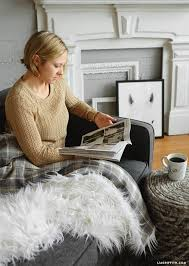 Faux Fur Throw Blanket Faux Fur Throw Blanket Lia Griffith