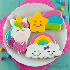 halloween fondant cutters how to make unicorn head cookies unicorns ice cake and cookie