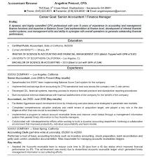 resume objective exles for accounting manager resume accounting manager resume objective sles best good objectives