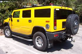 2003 hummer h2 information and photos zombiedrive