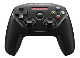 amazon black friday lightning video game deals amazon com steelseries nimbus wireless gaming controller for