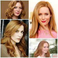 golden light red hair colors for 2017 u2013 best hair color trends
