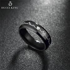 aliexpress buy 2017 new arrival mens ring fashion aliexpress buy 2017 fashion black stainless steel the lord