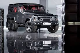 kahn land rover defender 110 inside kahn design from gorgeous defenders to one off supercars