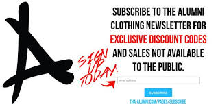 tha alumni clothing for sale tha alumni on subscribe to our newsletter for exclusive