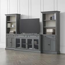 home interior shelves entertainment center with glass shelves rustyridergirl
