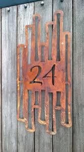 Outdoor Decorative Signs 675 Best Address Plaques Images On Pinterest Address Plaque