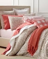Macy Bedding Comforter Sets Charter Club Damask Designs Paisley Taupe King Comforter Set Only