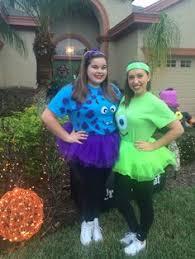 Monster Halloween Costumes Disney Monsters Halloween Costumes Friend Costumes Mike