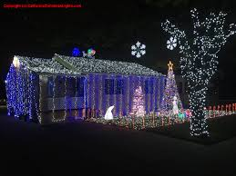 Christmas Lights House by Best Christmas Lights And Holiday Displays In Newark Alameda County