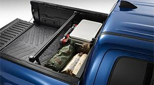 toyota tacoma truck bed 2017 toyota tacoma exterior accessories