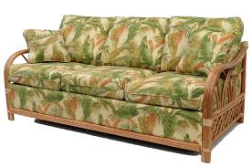 Wicker Sleeper Sofa Rattan Sleep Sofa