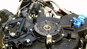 how to replacing the optical sensor on a johnson evinrude