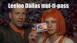 Fifth Element Meme - sci fi time capsule the fifth element