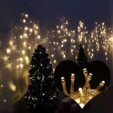 christmas tree icicles led promotion shop for promotional