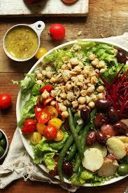 cuisine nicoise vegan nicoise salad minimalist baker recipes