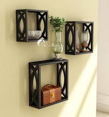 buy online wooden wall shelves at flipkart com
