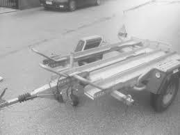 carrello porta auto usato foto rimorchio carrello appendice carrello porta moto usato