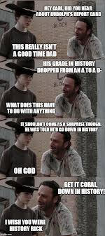 The Walking Dead Meme - the walking dead meme restored by weasels777 on deviantart