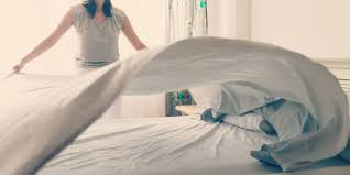the proper way to make a bed make your bed a simple step to finding flow ericksonian