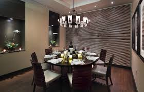 contemporary decorating dining room table modern candle