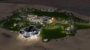 villa design desert villa spa retreat