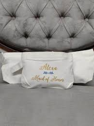 bridal party makeup bags bridal party makeup bags waterfalldesigns
