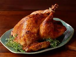 turkey with recipe alton brown food network