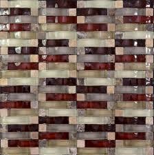 crystal mosaic tile arched kitchen backsplash bridge patterns