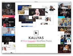 40 awesome flat design wordpress themes 2017 colorlib