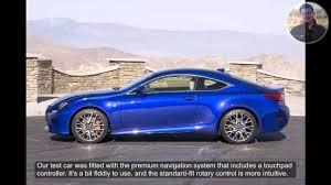 2016 lexus rc 200t coupe 2016 lexus rc 200t f sport review youtube