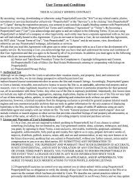 Terms And Conditions Of Use by Terms And Conditions Of Use U2014 Real Estate Costa Rica