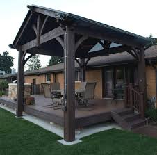 2 alpine timber frame pavilions with inferno outdoor power