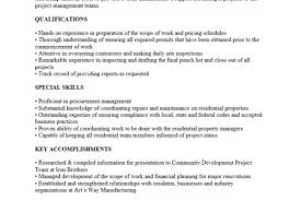 Best Product Manager Resumes by Mechanical Project Manager Resume Sample Teamwork Skills On