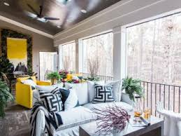 Wall Decoration Ideas For Living Room Living Room Decorating And Design Ideas With Pictures Hgtv