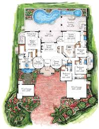 Floor Plan Of A Mansion by Mansion Floor Plans Ideas Mediterranean Mansion Floor Plans