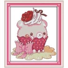 compare prices on cake cross stitch patterns online shopping buy