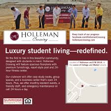 the holleman crossing apartments