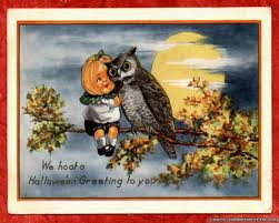 birthday halloween cards vintage halloween wallpapers group 54