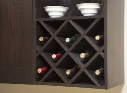 Wine Racks In Kitchen Cabinets Kitchen Cabinets Wine Rack Home Decorating Interior Design