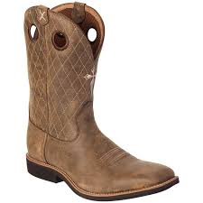 s boots store twisted x s calf roper brown bomber square toe boot mcr0004