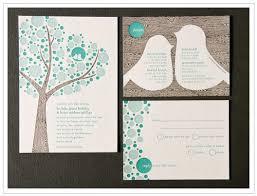 bird wedding invitations letterpress lovebird wedding invitations