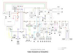 2001 yamaha r1 wiring diagram 2001 wiring diagrams collection