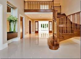 Porcelain Tile Entryway Contemporary And Modern Ivory Marble Effect Highly Polished