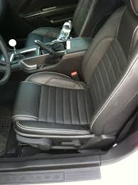 2010 mustang seat covers leather take seat covers gt 149 page 2 ford mustang forum