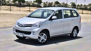 toyota car models toyota avanza 2015 model youtube