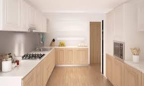 parallel kitchen ideas kraft furnish