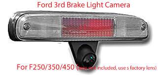 ford f350 third brake light bulb ford 3rd brake light cargo camera 1999 2016 f250 f350 f450 1993
