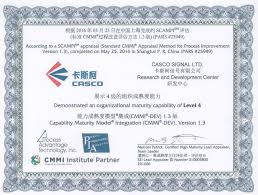 Certified Software Quality Engineer Casco Takes The Lead In Passing Cmmi4 Certification