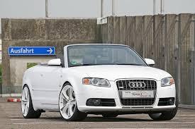 audi a4 tuner audi a4 cabrio tuned by sport wheels autoevolution